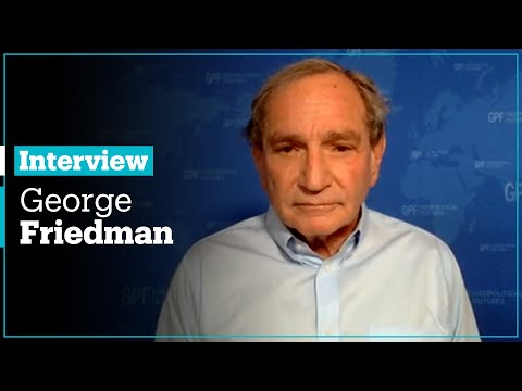 World after Coronavirus Pandemic: George Friedman, Geopolitical Futures Chairman