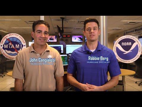 National Hurricane Center: NOAA tracker shows Tropical ...