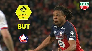 But Loïc REMY (33') / LOSC - Olympique Lyonnais (1-0)  (LOSC-OL)/ 2019-20