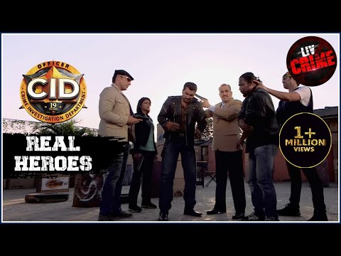 Search For The Submarine | C.I.D | सीआईडी | Real Heroes