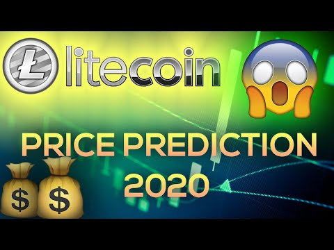 (LTC) Litecoin Price Prediction 2020 & Analysis