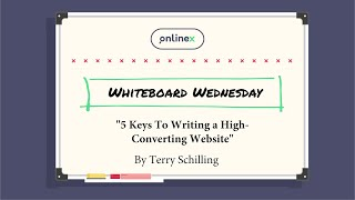 5 keys to writing a high-converting website