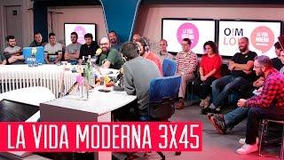 La Vida Moderna 3x45...es gritarle a la Wikipedia que no tiene ni puta idea - Cadena SER