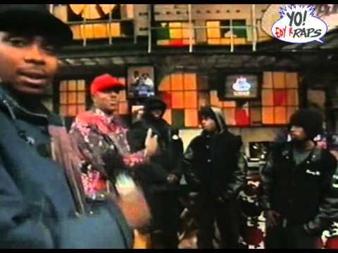 Das EFX & EPMD - Interview @ Yo MTV Raps 1992