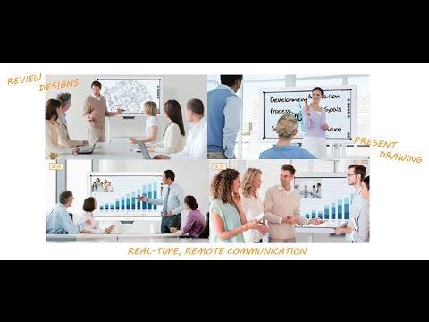 Ricoh D6500 Interactive Whiteboard