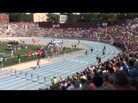 Duysen 110m High Hurdles 2012