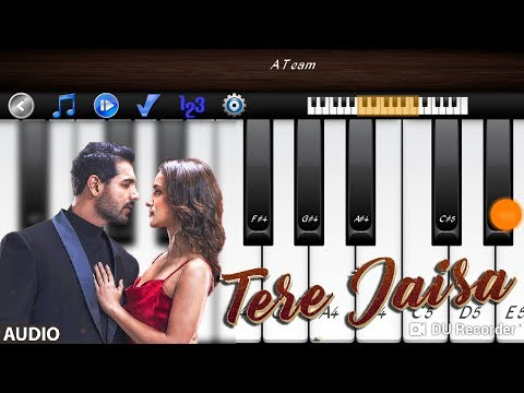 tere-jaisa-piano-tutorial|-satyameva-jayate-|-arko-|-tulsi-kumar-|-john-abraham-|-aisha-sharma