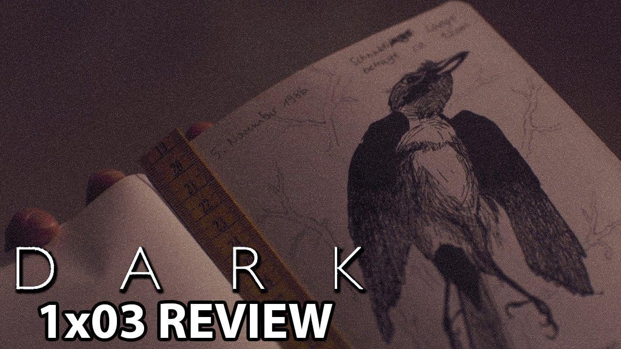 Dark (Netflix Original) Season 1 Episode 3 'Past and Present' Review