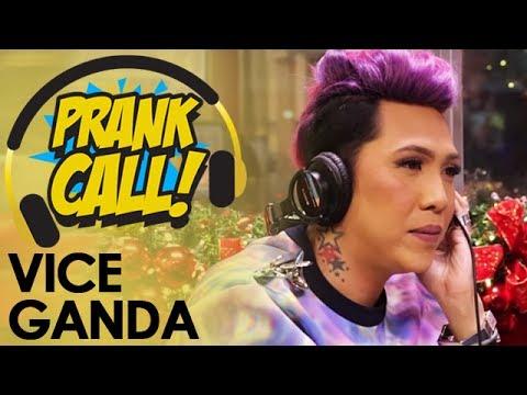 Prank Call: Vice Ganda, Nakigulo Sa Prank Calls Ni Chacha