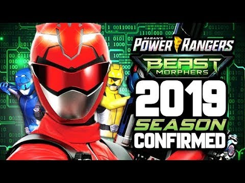 Power Rangers Beast Morphers CONFIRMED - Everything You Need To Know!