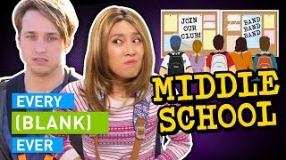 Download EVERY MIDDLE SCHOOL EVER Mp3 and Videos