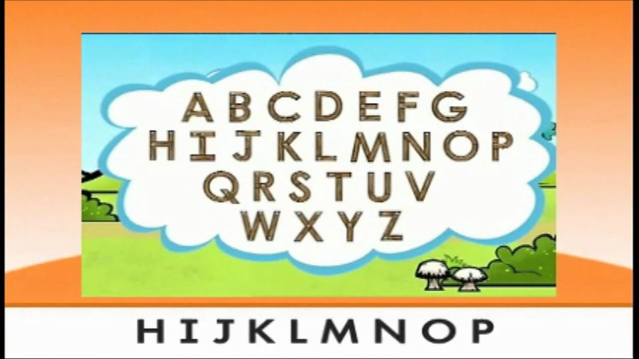 Alphabet Song and Pictures  YouTube
