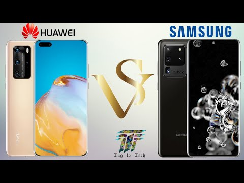 samsung-galaxy-s20-vs-huawei-p40-pro-||-full-comparison-||-specifications-||-tag-to-tech