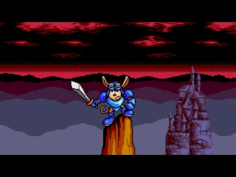 Let's Play Rocket Knight Adventures - Stage 1 |