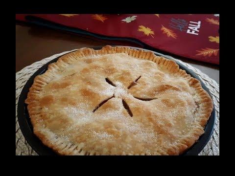 Perfect Apple Pie Recipe | Pillsbury Pie Crust | Great Value Apple Pie Filling |