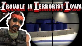 Endlich: BOOM Headshot! | Trouble in Terrorist Town - TTT | Zombey