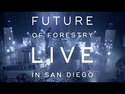 "Future of Forestry - ""Still Still Still"" with intro ""Collide"" (LIVE - San Diego)"