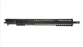 "Radical Firearms AR15 16"" Upper Receiver Group Review"
