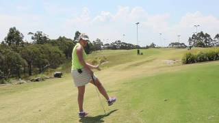 Video #130 Web TV: Playing an Uphill Lie with a Chip Shot download MP3, 3GP, MP4, WEBM, AVI, FLV Mei 2018