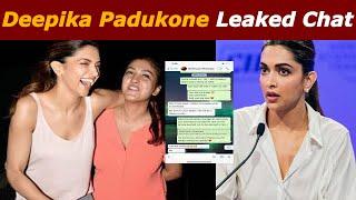 Deepika Padukone Leaked Whatsapp Drug Chat With Manager Karishma Prakash | Bolly Fry