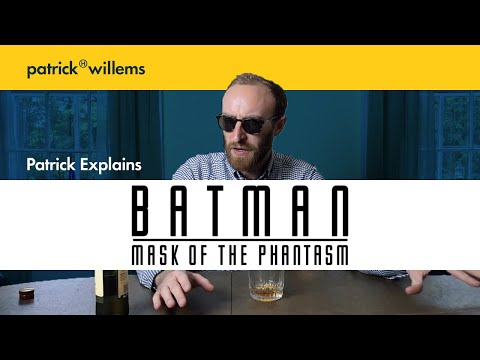 Patrick Explains BATMAN: MASK OF THE PHANTASM (and Why It's Great)