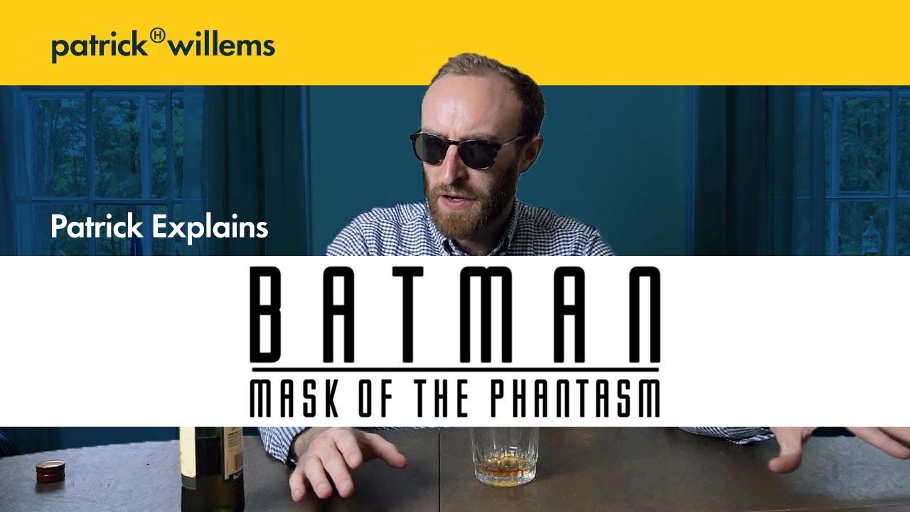 Download Patrick Explains BATMAN: MASK OF THE PHANTASM (and Why It's Great)