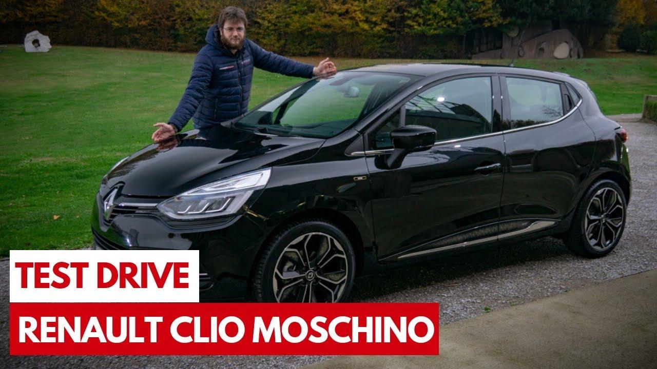 Renault Clio Moschino | Test Drive in anteprima del nuovo turbo benzina TCe da 75 Cv