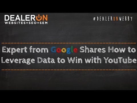 Expert from Google Shares How to Leverage Data to Win with YouTube