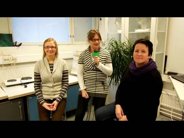 Sosonu tv:n haastattelu ( Katja, viikko3)