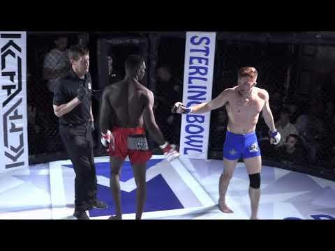 KCFA 27 Garrett Armfield vs David Onama