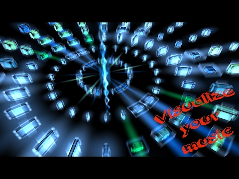 Best 3D Space, Warp, Relaxing Media Player Visualizations (Download)