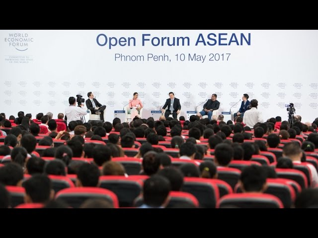 Cambodia 2017 - Open Forum The ASEAN Dream