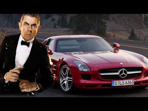 ★Mr  Bean ● Rowan Atkinson ● New Car Collection ● 2019★