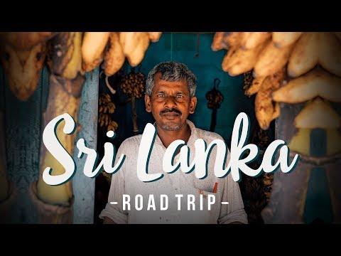 EXPLORING SRI LANKA - East Coast Road Trip
