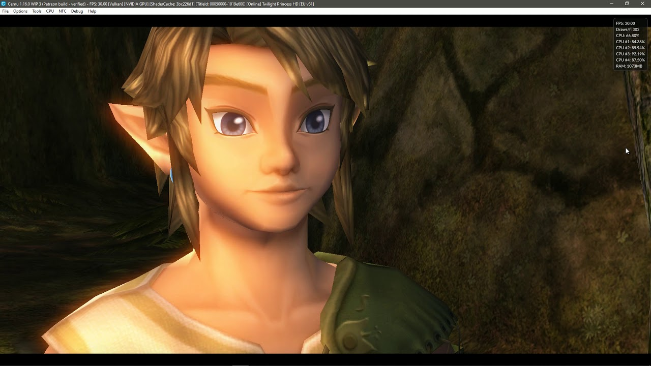 Twilight Princess Hd Shader Cache