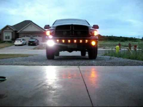 Dodge Ram Strobe Lights