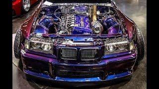 THE ULTIMATE BMW E36 (M3 & more!) SOUND COMPILATION