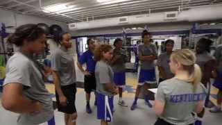 Kentucky Wildcats TV: UK Hoops Intro - Big Blue Madness 2014