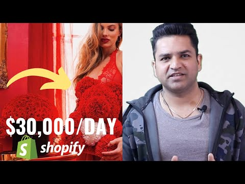 How To Find $30,000/day Winning Products For Shopify Dropshipping This Valentines(POD 4) thumbnail