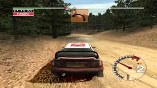 Colin McRae Rally 04 PC Gameplay Español HD