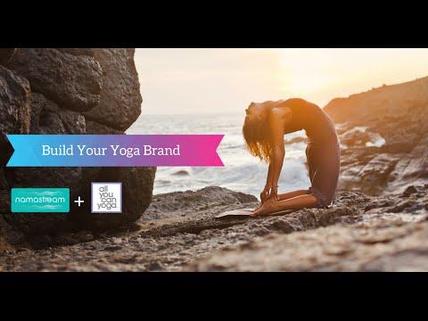 Build Your Yoga Brand