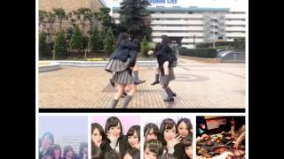 Video 【F/F lift and carry】Girls piggyback mock cavalry battle download MP3, 3GP, MP4, WEBM, AVI, FLV Januari 2018