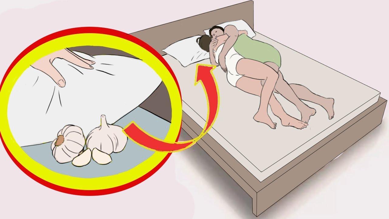 Download Pon ajo debajo de tu almohada y esto te sucederá