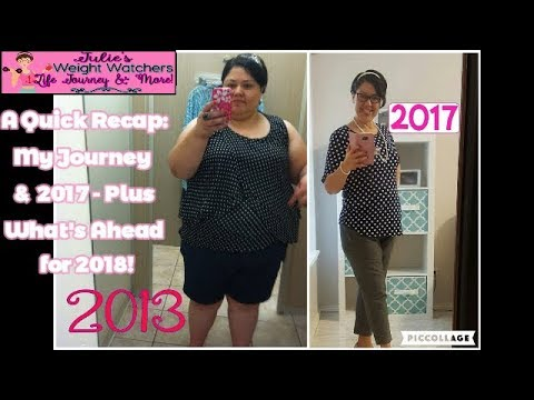 weight-watchers:-my-journey-recap-plus-what's-ahead-for-2018!