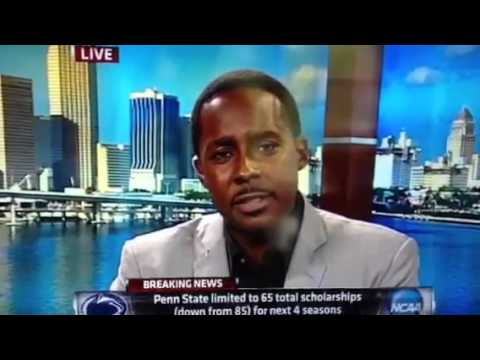 Desmond Howard statement on Penn State