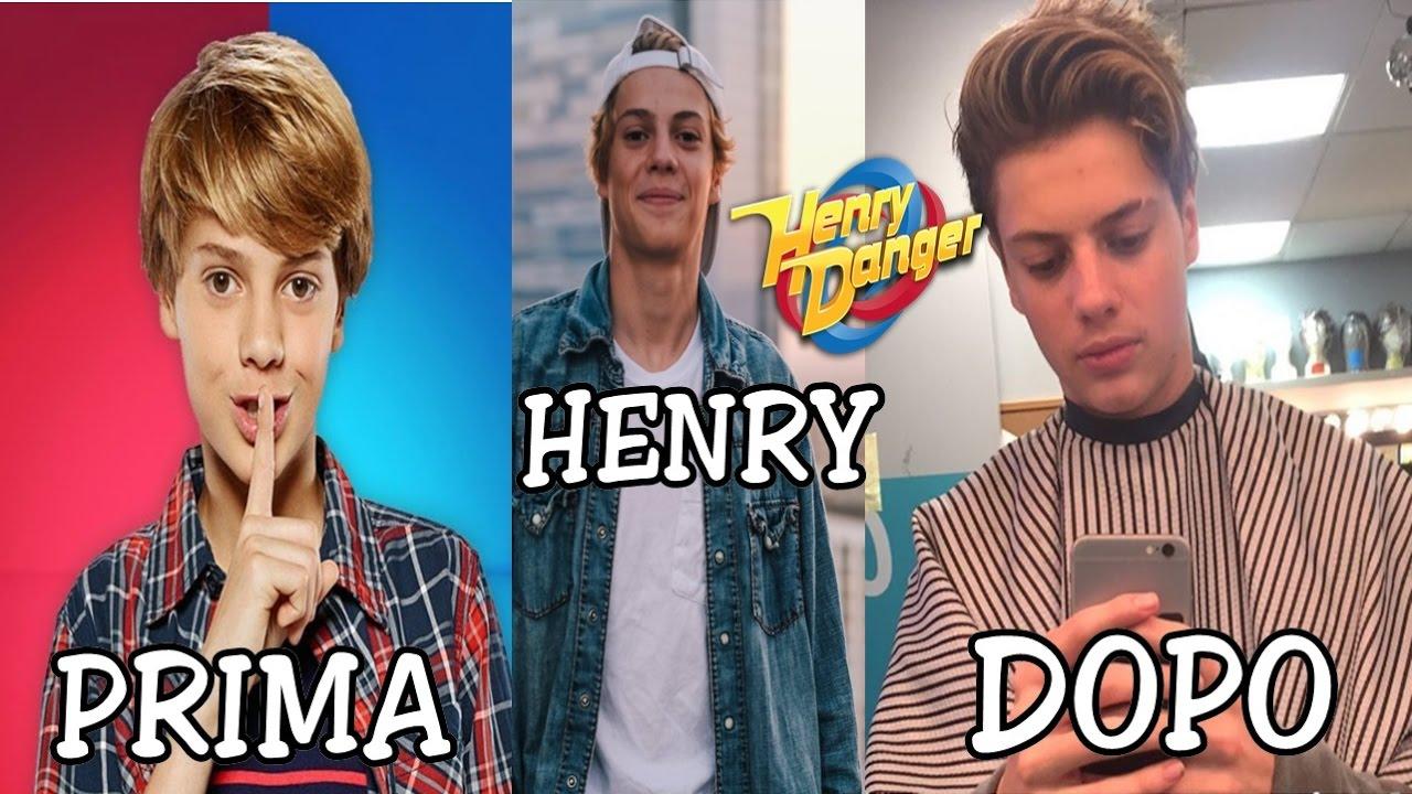 Henry Danger Prima E Dopo 2017 Serie Tv Nickelodeon Ita Youtube