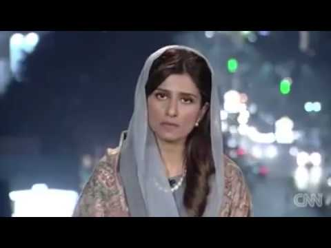 Hina Rabbani Khar interview on CNN after Trump Tweet