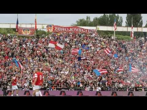 Stadion Za Lužánkami 2015 - Amazing !!! (720 HD)