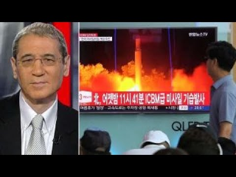 Gordon Chang: NKorea may be able to hit the US within a year
