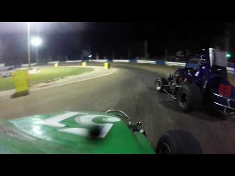 Ninja Feature Race at Starlite Speedway June 10 2016